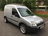Ford TRAN CONNECT T230 LX TDCI. NO PREVIOUS OWNER. ONE OWNER VAN, ALLOYS!