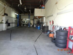 MECHANIC, DETAILING SHOP FOR SELL - AVAILABLE IMMEDIATELY