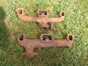 Exhaust manifolds for 71-72 mopar 340, 360, 318