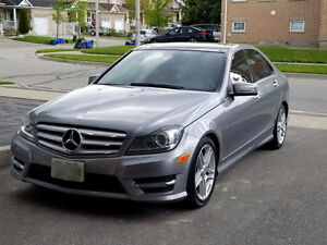 2012 Mercedes-Benz C-Class C300 Sedan