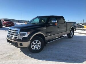 2013 Ford F-150 Lariat-Sunroof/Navi- Eco!