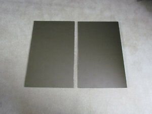 Mirrors For Sale (Smoke Colour) Four At $5 Each