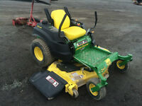 Great Selection of Lawnmowers, Trimmers, and Blowers at Auction