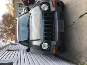 2002 Jeep Liberty Sport Other