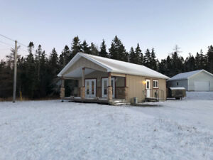Newer, energy efficient house in Louisdale