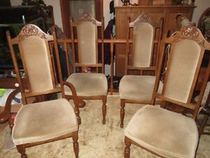 Oak Dining Room ChairsDining Chairs Buy Or Sell Recliners In Barrie KijijiKijiji Windsor