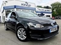 2013 Volkswagen GOLF SE TDI BLUEMOTION TECHNOLOGY Manual Hatchback