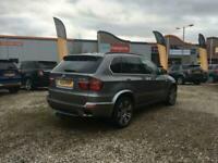 2011 BMW X5 XDRIVE30D M SPORT with ivory lth heated 7 seats,sat nav,20inch wheel