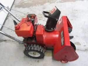 Needs parts for 521 snow blower