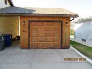 Garage to be moved