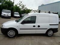 2011 Vauxhall Combo 1.7 CDTi 2000 16v Panel Van 3dr
