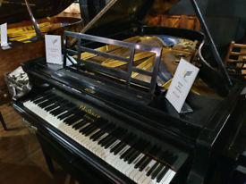 Bluthner black grand piano for sale