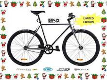 [NEW] Factory6 in Chrome (Limited Ed.) Fixed x Single Sp RRP $399 Sydney City Inner Sydney Preview