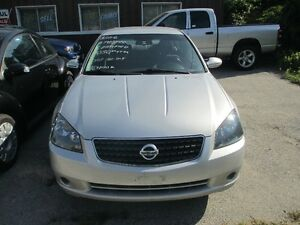 2006 Nissan Altima Sedan Kitchener / Waterloo Kitchener Area image 1