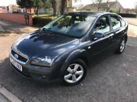Ford Focus 1.8TDCi 2007MY Zetec Climate