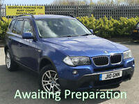 2007 (57) BMW X3 2.0d SE