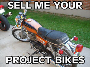 I want your project bikes