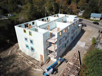 ICF Construction (Insulated Concrete Forming)
