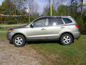 2008 Hyundai Santa Fe SUV, Crossover