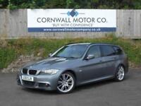 2010 10 BMW 3 SERIES 2.0 320D M SPORT BUSINESS EDITION TOURING 5D AUTO 181 BHP D