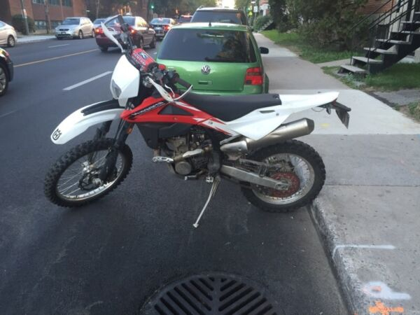 Used 2012 Husqvarna Enduro