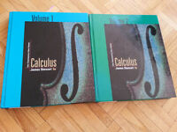 Calculus - Early transcendentals single variable- (5e) vol 1&2