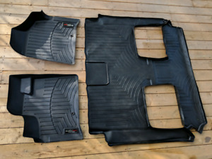 WheatherTech mats for 2014 Chrysler Town and Country