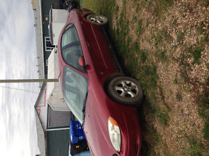 2001 Ford TaurusSe