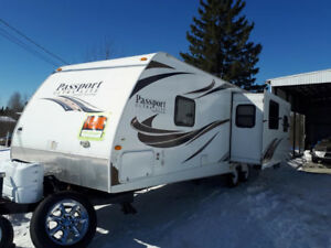 Roulotte Grand Touring Keystone