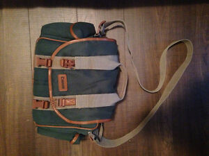 Vintage Canon camera bag