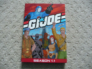 Season 1.1 of G.I. Joe on DVD London Ontario image 1