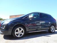 2011 02 PEUGEOT 3008 1.6 EXCLUSIVE E-HDI FAP 5D AUTO 112 BHP DIESEL