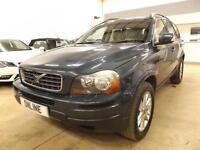 VOLVO XC90 D5 SE, Blue, Auto, Diesel, 2007