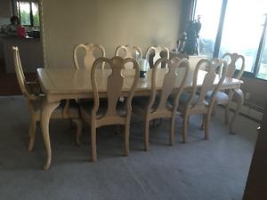 Italian Dining Room Table