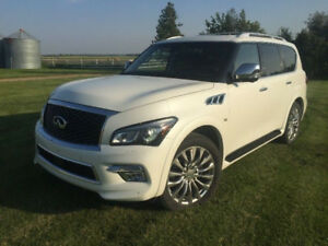 Luxury SUV 2015 QX80