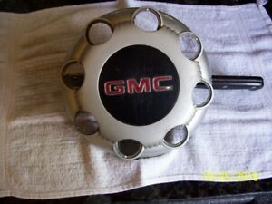1 - 8 LUG GMC OEM WHEEL HUB CENTER