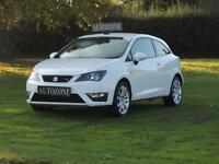 2013 63 SEAT IBIZA 1.2 TSI FR 3D 104 BHP