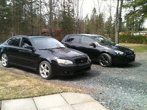 Subaru Legacy Special edition