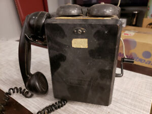 Northern Electric Wall Phone