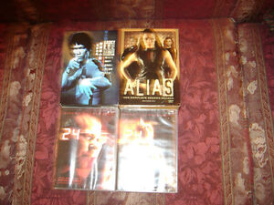 Assorted DVD Series