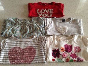 Shirts for a girl, size 2-4Y Gatineau Ottawa / Gatineau Area image 1