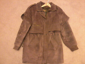 Lower Price - NEW Woman's Hide Park Leather Jacket Size 16
