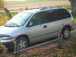 2000 Dodge Caravan Familiale
