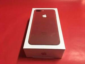 Sealed Iphone 7 Plus RED 128gb/256gb (Warranty+Receipt) Wiley Park Canterbury Area Preview
