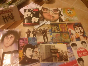 Beatles post cards