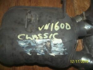 KAWASAKI ORIGINAL VN1500-1600 SINGLE/DUAL EXHAUST