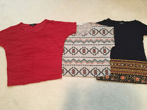 Assorted T-Shirts (Uniqlo, Forever 21)