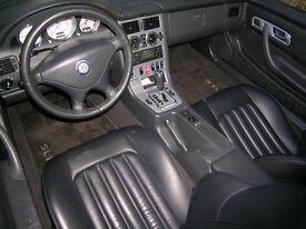 Mercedes-Benz SLK Slk200 Kompressor (aluminium silver) 2004