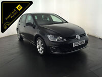 2013 VOLKSWAGEN GOLF GT TDI BLUEMOTION 1 OWNER VW SERVICE HISTORY FINANCE PX