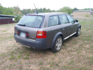 2005 Audi Allroad with 2.7 Turbo- AS IS!